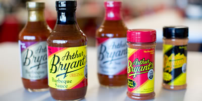 Arthur Bryant's BBQ Sauces and Rubs